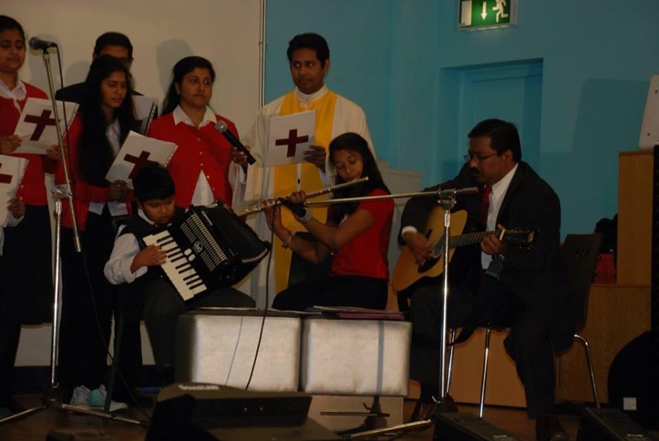 Marthoma Choir 2013