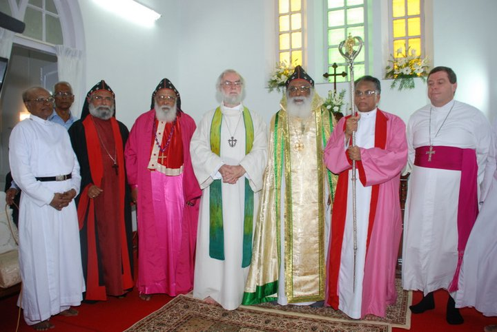 Arch Bishop in Kerala
